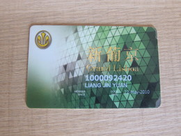Grand Lisboa Macao, Edge With Damaged - Casino Cards