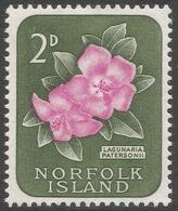 Norfolk Island. 1960-62 Definitives. 2d MH SG 25 - Norfolk Island