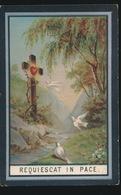 JOSEPHINE NEVE - LESSINES 1838 - 1923   2 SCANS - Obituary Notices