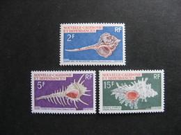Nouvelle-Calédonie:  TB Série N° 358 Au N° 360, Neufs XX . - Neukaledonien