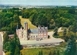 Cpsm -  Beaumont La Ronce    -  Le Château Y157 - Beaumont-la-Ronce