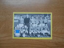 Chromos Maple Leaf   Voetbalploegen   La Gantoise - Trading Cards