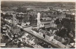 02 LA CAPELLE-en-THIERACHE  L'Eglise  (vue Aérienne) - Francia