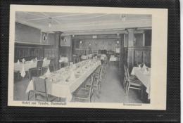 AK 0371  Darmstadt - Hotel Zur Traube ( Weinrestaurant ) / Verlag Urania Um 1920 - Alberghi & Ristoranti