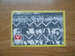 Chromos Maple Leaf   Voetbalploegen  Bordeaux.. - Trading Cards