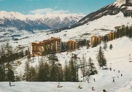 Carte Postale Des Années 70 Des Hautes-Alpes - Les Orres - Vue Générale - Andere Gemeenten