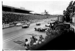 4521 Photo Sports Automobile - 24 Heures Du Mans 1968 - Cars
