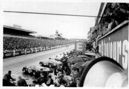 4524 Photo Sports Automobile - 24 Heures Du Mans 1968 - Cars