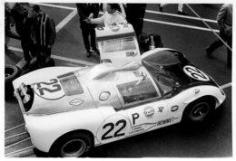 4525 Photo Sports Automobile - 24 Heures Du Mans 1968 - Cars