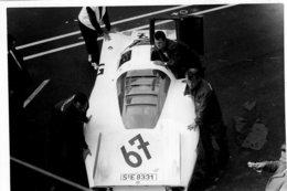 4526 Photo Sports Automobile - 24 Heures Du Mans 1968 - Cars