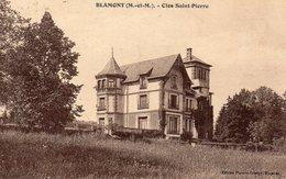 Blamont Clos Saint Pierre - Blamont