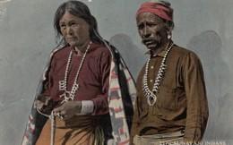 Navajo Indians , 1900-10s - Indiens De L'Amerique Du Nord