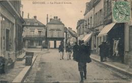 I182 - 61 - ÉCOUCHÉ - Orne - La Place D'Armes - Ecouche