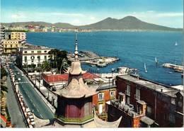 NAPOLI - PANORAMA  - (NA) - Napoli
