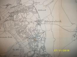 Topografische / Stafkaart Van Maerle - Hilvarenbeek (Tilburg - Enschot - Boxtel - Liempde - Oirschot - Schijndel) - Cartes Topographiques