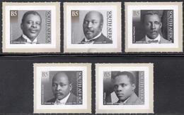 South Africa - 2019 100th Anniversary SANNC Delegation To London Set (**) - Südafrika (1961-...)