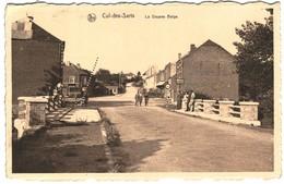 CULDESSARTS.  La Douane Belge. - Cul-des-Sarts