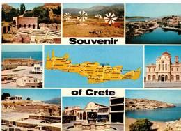 SOUVENIR OF CRETE (GRACIA ) - Grecia