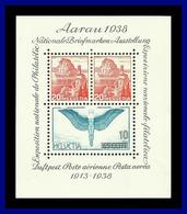 1938 - Suiza - Scott Nº 242 - Aarau Expo - MNH - Lujo - SU- 129 - 03 - Switzerland