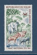 Niger - Poste Aérienne - YT PA N° 18 - Neuf Sans Charnière - 1960 - Niger (1960-...)