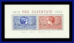 1937 - Suiza - Scott Nº B 89 - MNH - SU- 319 - 02 - Unused Stamps