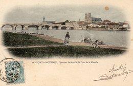 Pont A Mousson  Précurseur Quartier Saint Martin - Pont A Mousson