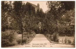 Leuven, Séminarie Léon XIII, Hof, Le Jardin (pk63479) - Leuven