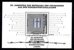 Bund 1995  Mi.nr.:Block 32 Befreiung Der Gefangenen Aus....  Gestempelt / Oblitérés / Used - Blocs
