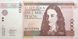 Colombie - 10000 Pesos - 2013 - PICK 453q.2 - NEUF - Kolumbien
