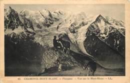 74 - CHAMONIX MONT BLANC PLANPRAZ - Chamonix-Mont-Blanc