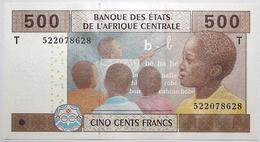 Congo - 500 Francs - 2002 - PICK 106Ta.3 - NEUF - États D'Afrique Centrale