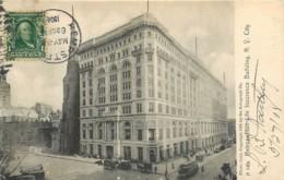 New York City - Metropolitan Life Insurance Building In 1908 - Altri Monumenti, Edifici
