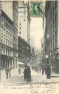 New York City - Maiden Lane In 1907 - Autres Monuments, édifices