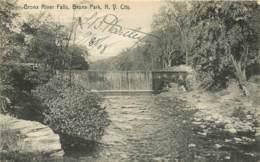 New York City - Bronx River Falls, Bronx Park In 1908 - Autres Monuments, édifices