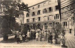 D55  BAR LE DUC  Pensionnat Jeanne D'Arc Rue Voltaire Ancien Pensionnat De La Croix  . Carte Peu Courante - Bar Le Duc