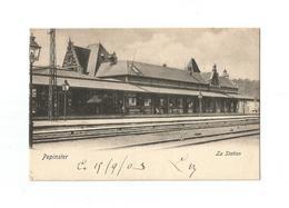 Pepinster  La Station (1903). - Pepinster