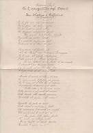 ** PER L' INAUGURAZIONE DEGLI OSSARI DI S. MARTINO E SOLFERINO.- 1870.- GIOVANNI PRATI.- ** - Documenti Storici