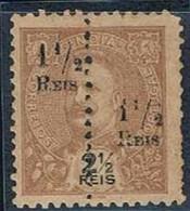 India, 1911/3, # 233 - IV, Sob. A, MNG - Portuguese India