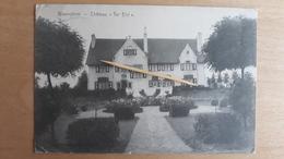 WAREGHEM - Château TER ELST - 1917 - Waregem