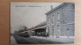 CALMPTHOUT - TREIN -1917 - Kalmthout