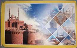 EGYPT Salah El DIn Citadel Enterance Ticket For Egyptians Dated 22/10/2019 - Tickets D'entrée