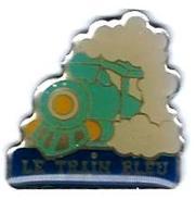 P'TITS TRAINS - P246 - LE TRAIN BLEU (Buffet Paris Gare De Lyon) - Verso : SM - TGV