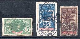 Côte D'Ivoire Elfenbeinküste 24°, 27°, 28° (25 HAMBURG) - Elfenbeinküste (1892-1944)