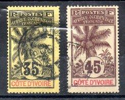 Côte D'Ivoire Elfenbeinküste 29°, 30° - Elfenbeinküste (1892-1944)