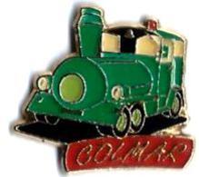 P'TITS TRAINS - P250 - COLMAR - Verso : RECTILIGNES - TGV