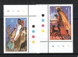 Zambia 1998 Christmas MNH -(a-25) - Künste