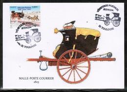 CEPT 2013 FR MI 5579 FRANCE POST CARD - Europa-CEPT