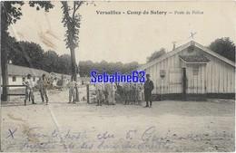 Versailles - Camp De Satory - Poste De Police - 1920 - Versailles