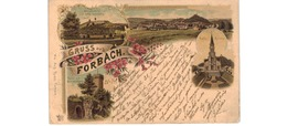 Gruss Aus Forbach - Forbach