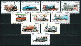 Cuba Nº 3590/9 Nuevo Cat.24€ - Ungebraucht